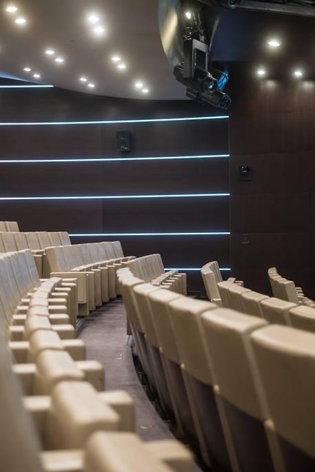 Auditorium et nouvelles technologies videoline